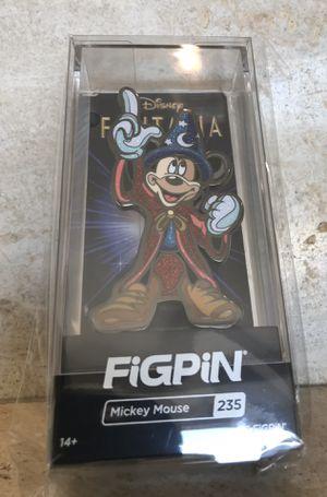 D23 2019 Sorcerer Mickey FigPin Disney Pin for Sale in Garden Grove, CA