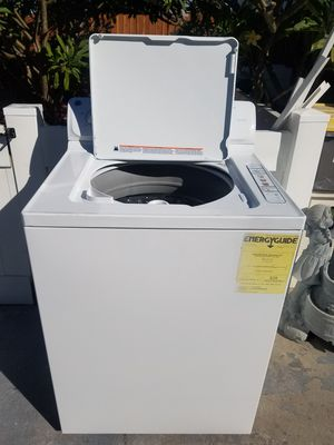 GENERAL ELECTRIC LARGE CAPACITY WASHER for Sale in Montebello, CA