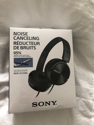 SONY headphones for Sale in Tacoma, WA