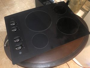 """GE electric cooktop 21""""30""""excellent condition for Sale in Henderson, NV"""