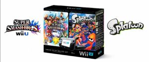 Nintendo Wii U Smash Splat Deluxe Set for Sale in Portland, OR