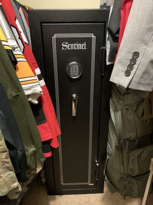 Sentinel 10 Gun Safe for Sale in McLean, VA