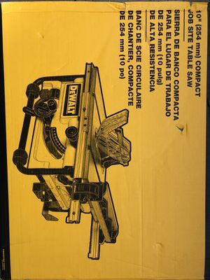TABLE SAW for Sale in Fontana, CA