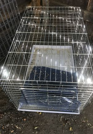 Cages for chickens bunny's dogs for Sale in Tulare, CA