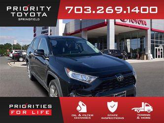 2019 Toyota Rav4 for Sale in Springfield,  VA