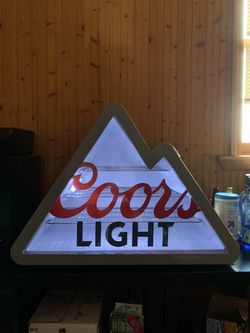 Coors Light Mini Fridge for Sale in Pittsburgh,  PA