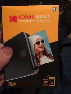 Kodak mini 2 (new in box) for Sale in Dallas, GA