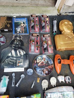 Star wars collection for Sale in Pataskala, OH