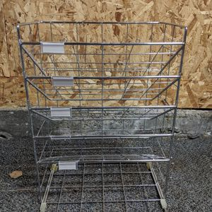 Wire Metal Paper Filer With Naming Tabs for Sale in Sammamish, WA