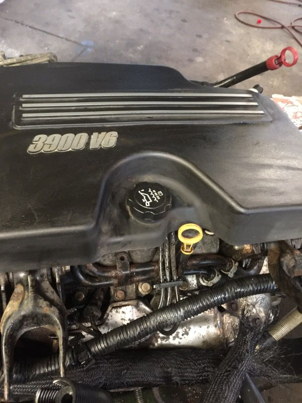 Chevy 3900 Engine - Impala- Monte Carlo- Uplander For Sale In Cleveland  Oh