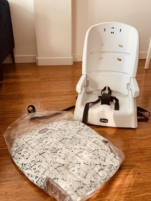Chicco Booster Seat/High Chair for Sale in Issaquah, WA