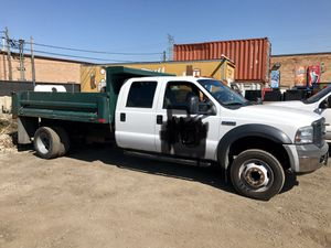 07 Ford f450 dump truck for Sale in Oakbrook Terrace, IL