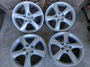 Polished Mazda 6 rims for Sale in San Lorenzo, CA