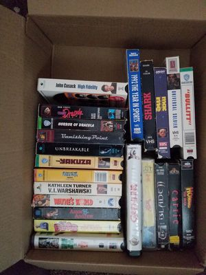 Free VHS Tapes for Sale in Vacaville, CA
