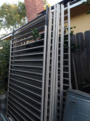 Wrought iron fence for Sale in Fresno, CA