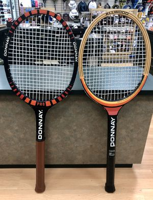 Donnay Allwood & Borg Pro Jumbo Display Rackets for Sale in Mountain View, CA