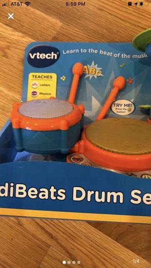 VTech kidibeats drum set for Sale in Methuen, MA