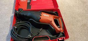 hilti WSR 1250-PE for Sale in Naperville, IL