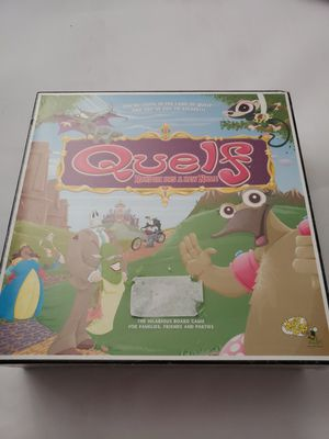 Quels random has a new name board game new for Sale in Highland, CA