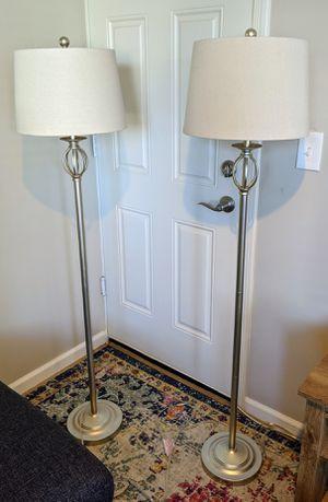 Set of Floor Lamps for Sale in Phoenix, AZ