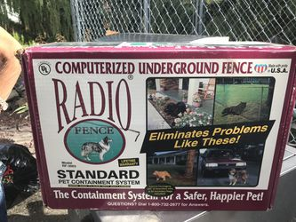 Invisible dog fence for Sale in East Wenatchee,  WA