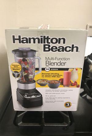 Hamilton Beach Blender for Sale in Washington, MD