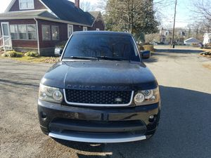 2011 Land Rover Range Rover for Sale in Oxon Hill, MD