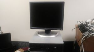 HP desktop computer Windows 10 for Sale in Houston, TX