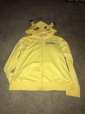 Women's Pokémon Pikachu Hoodie Jacket XXL for Sale in Westerville, OH