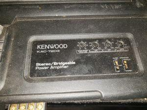 Kenwood for Sale in Phoenix, AZ