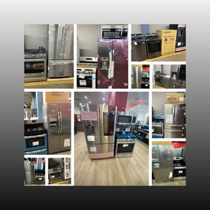 Kitchen appliances set for Sale in Perth Amboy, NJ