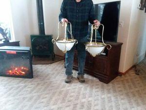 Chandaliers for Sale in Newport, WA