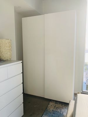 High Gloss Wardrobe for Sale in Queens, NY