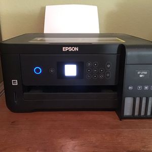 Epson Eco Tank ET 2750 Printer for Sale in Joint Base Lewis-McChord, WA