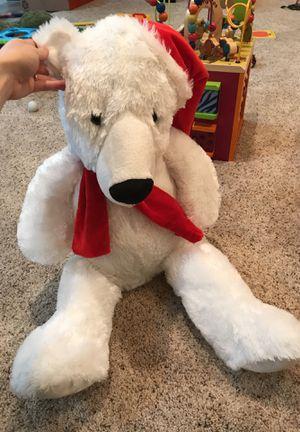 Big Santa teddy bear for Sale in Missoula, MT