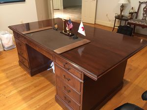 Jofco Antique Wood Desk for Sale in Gainesville, VA
