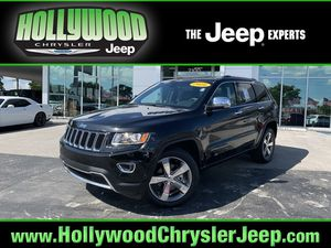 2016 Jeep Grand Cherokee for Sale in Hollywood, FL
