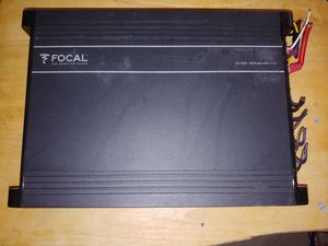 Focal Auditor 4-channel SQ amplifier for Sale in Nashville, TN