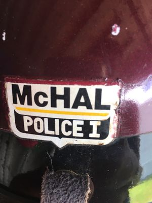 McHal Police 1 helmet for Sale in Fort Myers, FL