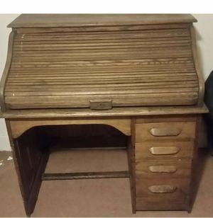Roll top desk for Sale in San Antonio, TX