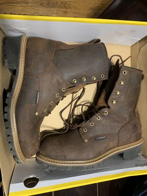 Carolina work boots size 12 Leather great condition for Sale in Lakewood, CO