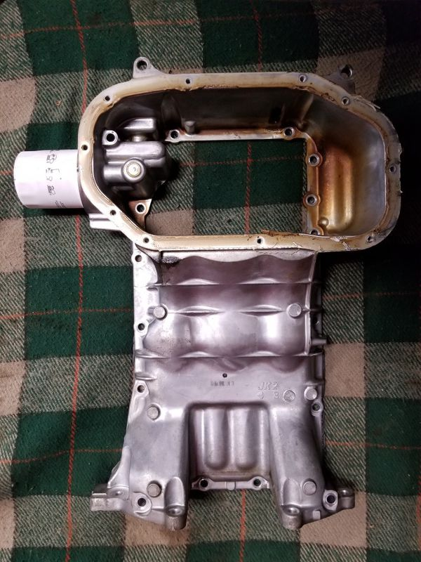 2010 Infiniti G37 Cylinder Heads and other parts