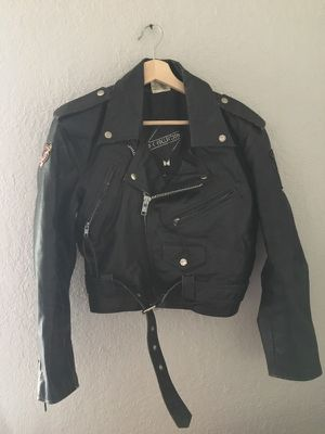Vintage Leather Jacket for Sale in Orlando, FL