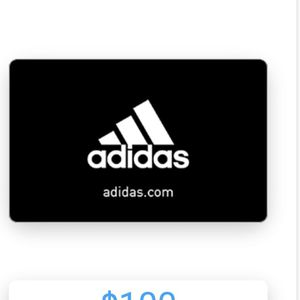 100$ Adidas e card for 90$ cashapp for Sale in Detroit, MI
