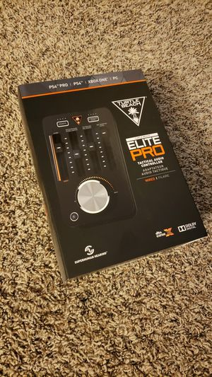 Turtle Beach Tactical Audio Controller (Virtual Surround Sound) for Sale in Vacaville, CA