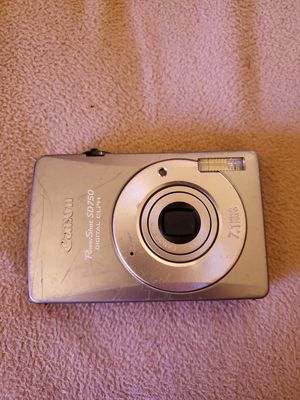 Canon digital camera for Sale in Roseville, CA