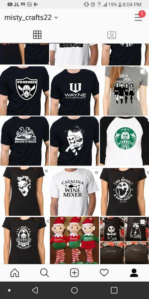 *Custom Tshirts* for Sale in Bell Gardens, CA
