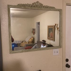 Large Antique Mirror for Sale in Aberdeen, WA