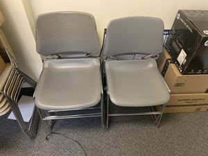 Office chairs 25 $1 a piece for Sale in Pittsburgh, PA