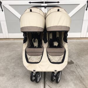 Baby Jogger City Mini Double Stroller for Sale in Cumming, GA